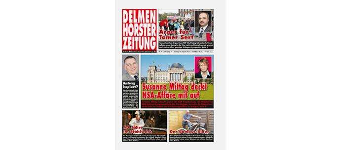 DELMENHORSTER ZEITUNG